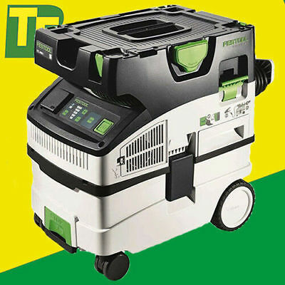 Festool 574836 CTL Midi I Mobile Dust Extractor 110V with Bluetooth