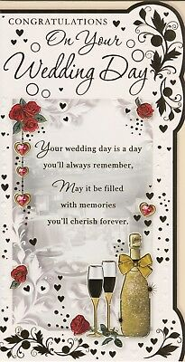 Congratulations On Your Wedding Day.Tall Congratulations On Your Wedding Day Card 1st P P Wedding Day