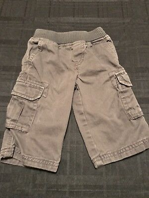 Children's Place Infant Baby Toddler Boys Cargo Pants 6-9 Months 6-9m
