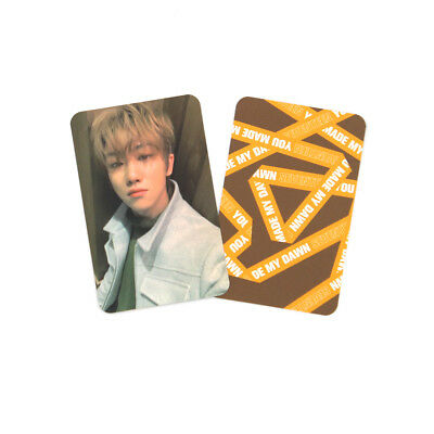 [SEVENTEEN]You Made My Dawn Official Photocard/Eternal Sunshine Ver./ B-THE 8