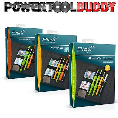 Pica Pencil Pen Master sets  PICA55010 PICA55020 and PICA55030 Acer