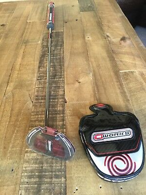 Odyssey O Works Red Marxman Putter
