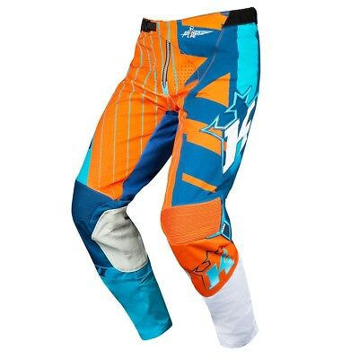 Kini Red Bull Cross Hose Competition Orange/Weiß/Navy
