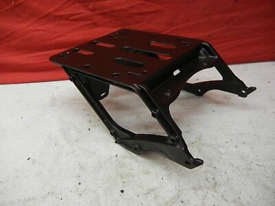 Harley Davidson 2014-19 Touring Black Luggage Rack, Open Box, 53000125