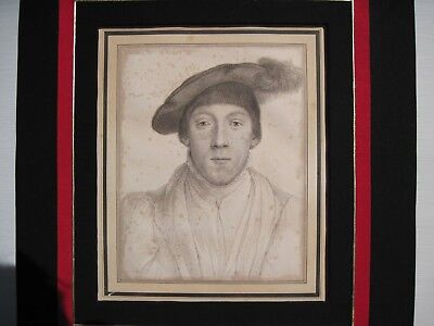 Hans Holbein Portraits of Henry Howard, Earl of Surrey and Wife (UNBELIEVABLE!)