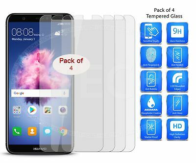 [4 PACK] Tempered Glass Screen Protector for Samsung Galaxy Trend / GT-S7560