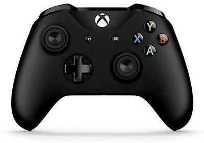Genuine Microsoft Xbox One S black - Wireless Bluetooth Controller