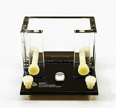 Owl Scientific Joey Electrophoresis Gel Casting System JGC-4 UNTESTED