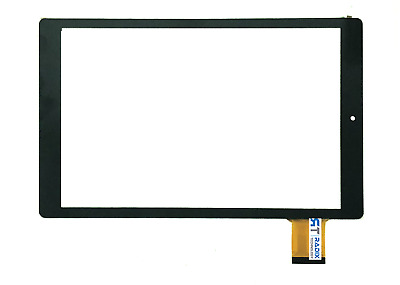 New 10'' Alba M16QF2H Tablet Front Touch Screen Digitizer Glass Lens Replacement