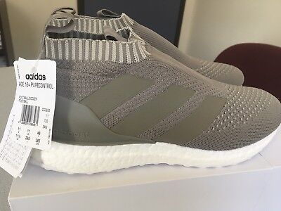 size 40 fbe63 9642e adidas ace 16 purecontrol ultra boost clay mens sz 11.5 brand new