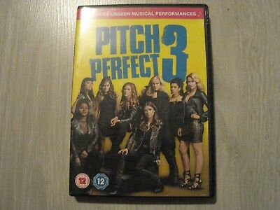 ( Pitch Perfect 3 ) - 2018 Singing / Comedy - Dvd Movie