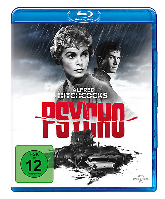 Alfred Hitchcock Collection - Psycho [Blu-ray]