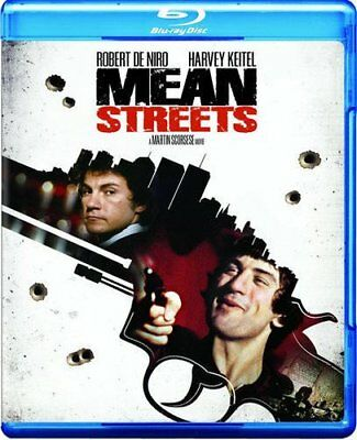 Mean Streets Blu-ray - Robert De Niro, Harvey Keitel - Martin Scorsese