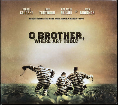 O Brother, Where Art Thou? by Various Artists (CD, Digipak, 2000, Mercury)