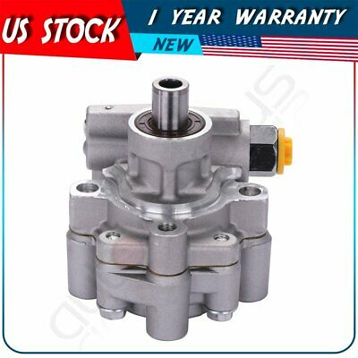 A-Premium Power Steering Pump for Chrysler 300 2005-2010 Dodge Charger Challenger Magnum