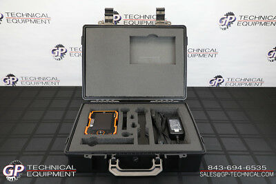 GE USN/DMS GO+ Ultrasonic Thickness Gage Portable NDT Inspection