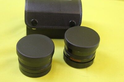 x2 vitacon lenses for sony ( tele + wide) ## oaf 37 ep