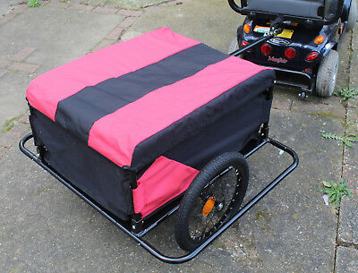 Shoprider Mobility Scooter Towing Trailer XXL Shopping Cargo Transport Solution