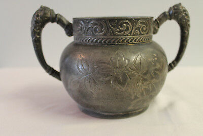 Rockford Floral Silver Plated Mini Vase 985