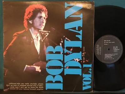 Bob Dylan The Little White Wonder Vol 1~Orig 1973 Buhay Italy Lp~Strong Vg+