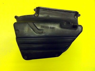 Yamaha DT DTR 125 200 LC YPVS AIR BOX AIR FILTER BOX SIDE COVER 1988 BIKE