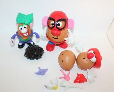 Mr. Potato Head Small Bundle Joker Spider-Man