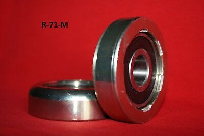 71mm Steel wheel slide gate pulley suit for heavy duty gates