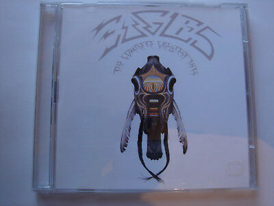 3478 Eagles - The Complete Greatest Hits 2x CD album
