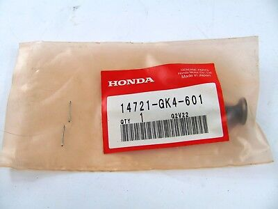 Honda OEM #14721-GK4-601 - EXHAUST VALVE - Genuine Honda Motorcycle Parts - NEW