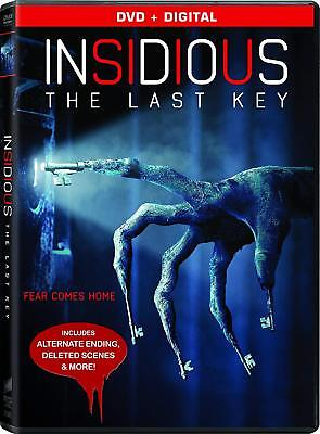 Insidious : The Last Key 2018 ☆ Digital Code Only ☆ * Terr0R/ghosts/mystery *