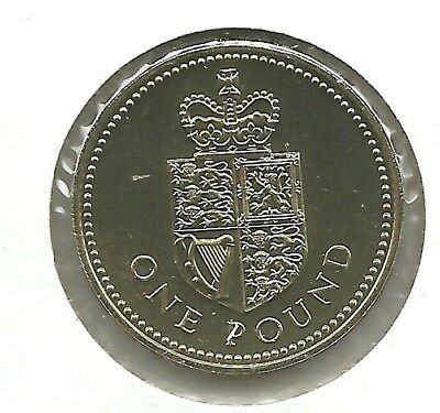Great Britain : 1988 1 Pound  KM#954a