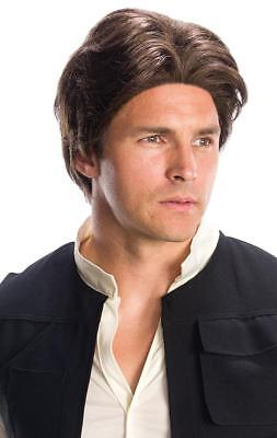 Star Wars Han Solo Wig Adult Costume Accessory