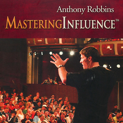 Anthony Robbins -- Mastering Influence --11+ Hours