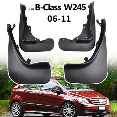 Mudguards Set For Mercedes Benz B-Class 2006-2011 W245 Splash Guards B180 B200