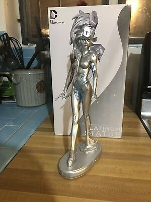 DC Comics Cover Girls Platinum Statue DC Collectibles Metal Men