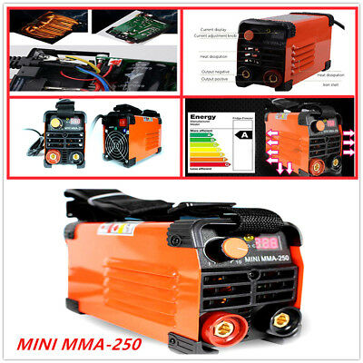 Good 1xhandheld Mini Mma Electric Welder 220v Power Inverter Arc Welding Machine Tool Automotive Tools & Supplies