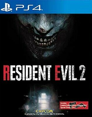BioHazard/Resident Evil 2 Asia Chinese/English/Japanes subtitle PS4 NEW