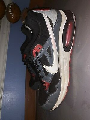 NIKE AIR MAX Skyline QS 90 Hyperfuse Size 7Y white and purple ... 610c9bec3
