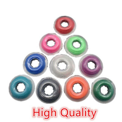 10Colors Dental Orthodontic Elastic Ultra Power Rubber Chain Long Short Continue