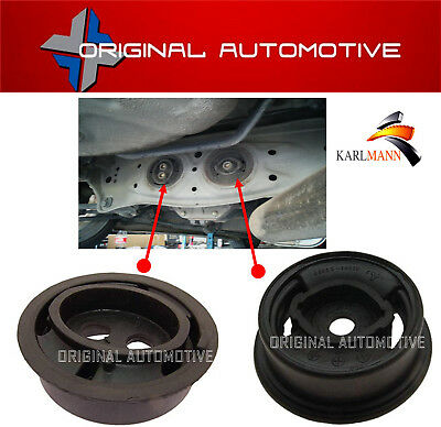 Fits Lexus Is300H 2014>  Rear Diff Differential Upper Mount Bushs