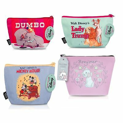 Mad Beauty Disney Make Up Wash Toiletry Cosmetics Travel Bag Christmas Gift