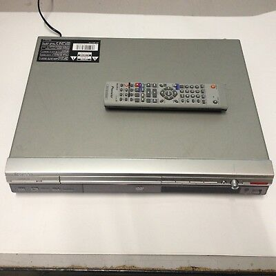Pioneer DVR-3100 DVD RECORDER WITH REMOTE