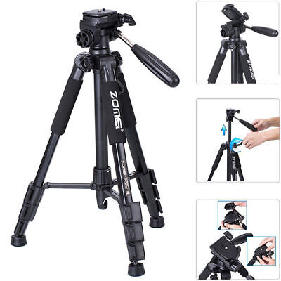 Professional ZOMEI Q111 Portable Travel Camera Tripod For Camcorder DSLR Phone
