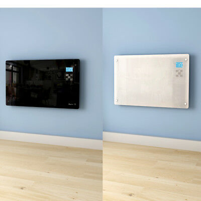 Electric Panel Heater Digital Free Standing/Wall Mounted with thermostat timer