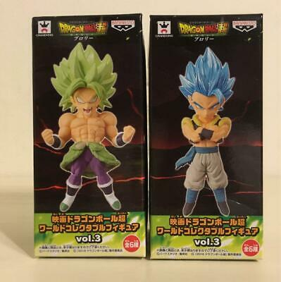 Dragon Ball Super The Movie World Collectable Figure WCF Vol.3 Gogeta BROLY