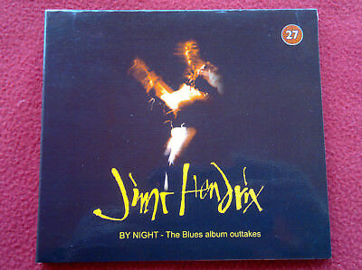 JIMI HENDRIX BY NIGHT The Blues Album Outtakes CD 2004 Bootleg