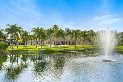 Spectacular 9.8 acre West Palm Beach, FL Waterfront Estate