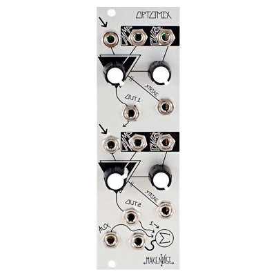 Make Noise Optomix Low Pass Gate Eurorack Module