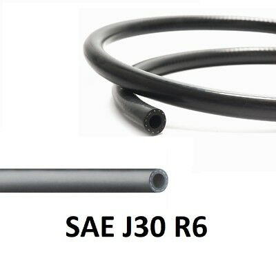 SAE J30 R6 Unleaded Reinforced Rubber Petrol Pipe Nitrile Diesel Fuel Line Hose