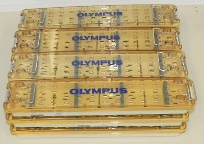 OLYMPUS Scope Soaking Trays 45cm Long